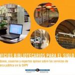 Las bibliotecas del País Vasco son valoradas con un 7,7