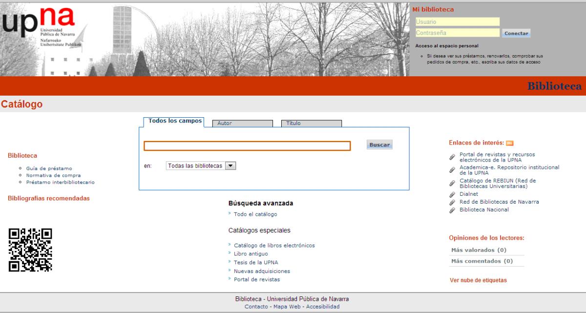 Universidad Politécnica de Navarra