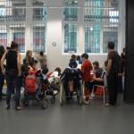 Los colegios visitan la Biblioteca Pública de San Francisco